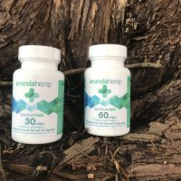 Ananda Hemp Softgels